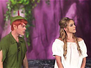 super hot mermaid three-way with Aiden Ashley and Mia Malkova