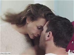 mischievous pornstar Chanel Preston with hefty boobs gets buttfucked