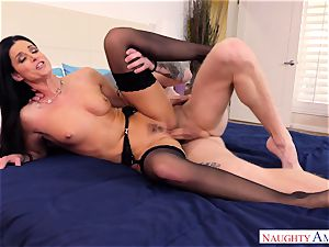 India Summers fucked in her brown-eye