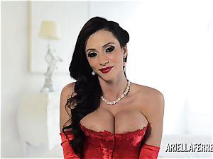 molten enormous melon Ariella Ferrera Interview
