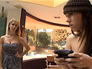 SEXYMOMMA - Stepmom virgin gobbles bratty teenagers muff
