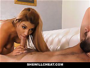 SheWillCheat - super-steamy cuckold wife vengeance romping