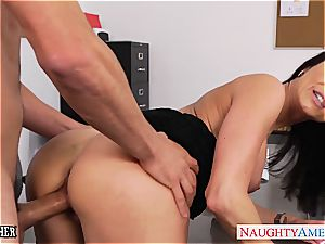 Kendra fervor crazy at the office for a penetrating