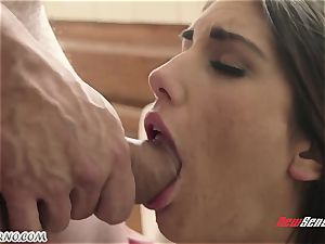 guy fucks the wifey of his younger bro August Ames