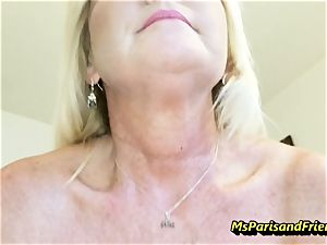 Creampies with Ms Paris Rose and pals