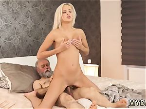 ash-blonde pool table Surprise your girlfriend and she will plow with your dad