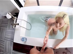 Elsa Jean point of view style coochie thrashing