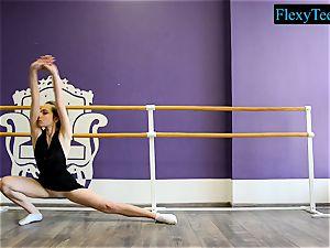 uber-sexy fledgling ballerina