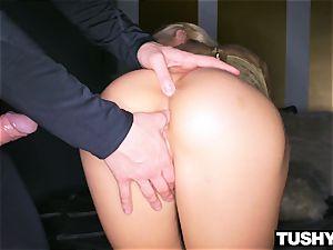 TUSHYRAW Jessa Rhodes Most strenuous rectal Ever