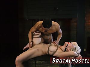 harsh unexperienced wifey gangbang gonzo Big-breasted blonde beauty Cristi Ann is on vacation