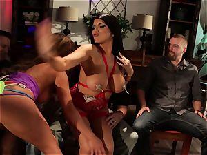 The Madam vignette 5 with Richelle Ryan and Romi Rain