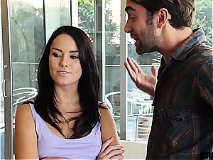 petite stepsister gets plowed fine for being mean