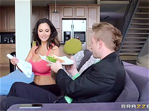 Ava Addams is boned in both her raw crevices