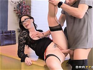 Chanel Preston smashed in every slot