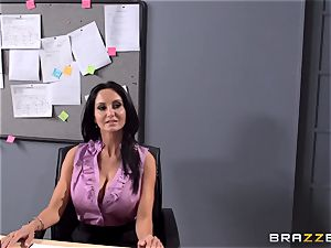 huge-titted educator Ava Addams is screwed by her student