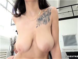 Darcia Lee gets torn up by a horny grandfather